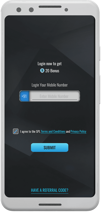 PlaySPL on mobile